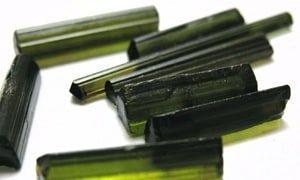 zeleni turmalin